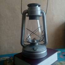 Лампа керосиновая, в Томске