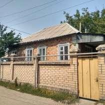 Продается кирпичный дом из 5 комнат с мебелью. Участок 8 сот, в г.Бишкек