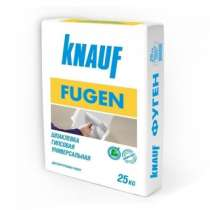 Шпатлевка гипсовая Knauf Fugen, 10, 25 кг, в г.Минск