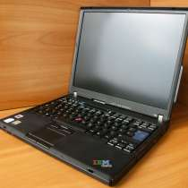 Ноутбук Lenovo(IBM) Thinkpad R60, в г.Горловка
