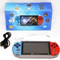 PSP приставка X7 4.3'' MP5 8Gb 3000 игр, в г.Киев
