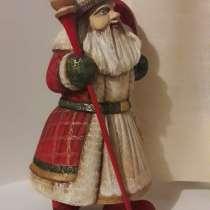 Дед Мороз. Ручная роспись, в Санкт-Петербурге