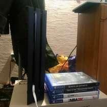 Sony PS4 pro 1 tb, в Москве