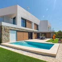 Недвижимость в Испании, Новые виллы в Бенидорм, в г.Бенидорм