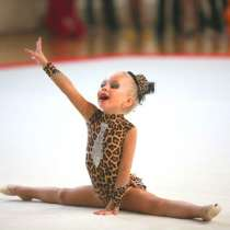 Объявляется набор девочек на художес.гимнастику с 4 до 6 лет, в г.Усть-Каменогорск