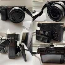 Фотоаппарат Sony a6000, в Москве
