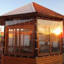 Чехлы для садовой мебели, полога, мягкие стекла на беседку и, в Тольятти