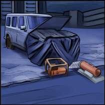 Отогрев авто в любой мороз Искитим, в Искитиме