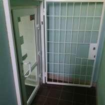 Дверь решетчатая металлическая, в Красноярске