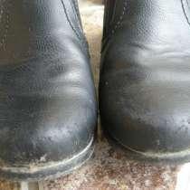 Туфли для школьника 3-4 класс черные, в Ростове-на-Дону