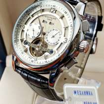 Часы механические, мужские, наручные с автоподзаво, в Москве