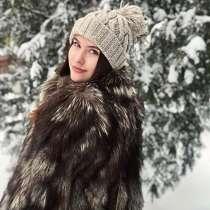 Шуба из натуральной чернобурки, в Таганроге