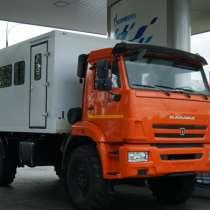 Вахтовый автобус КАМАЗ, в Нерюнгрях