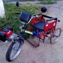 Мотоколяска для инвалидов, в Улан-Удэ