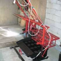Станок для производства шлакоблоков, в Челябинске
