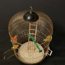 Клетка для птиц, в Москве