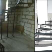 Лестницы. Проектирование, изготовление, монтаж, в Челябинске