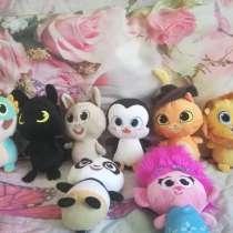 Мягкие игрушки, в Краснодаре