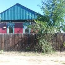 Собственник продаст бревенчатый дом, в Чите