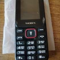 Мобильный телефон кнопочный TeXet TM-128,состояние нового, п, в г.Брест