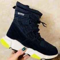 Новые зимние ботинки, в Москве