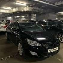 Opel Astra j 1.4 turbo, в Пушкино