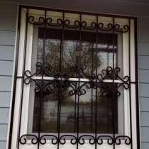 Сварные оконные решетки, в Севастополе