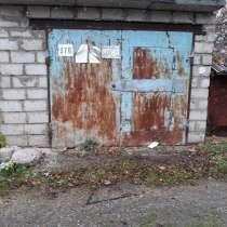 Продаю гараж кирпичный с подвалом, в Туле