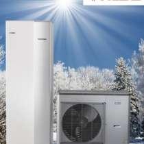 Тепловой насос NIBE воздух/вода, в г.Йыхви