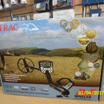 Металлоискатель Minelab E-Trac Standart, в Сургуте