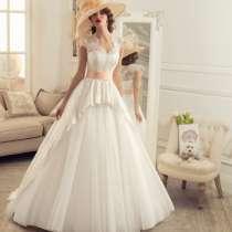 Свадебное платье от Татьяны Каплун, в Казани