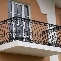 Оконные решетки, балконные ограждения, в Иркутске
