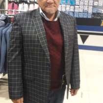 Осербай, 64 года, хочет пообщаться, в г.Актобе