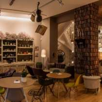 Продается кафе-бар в ТЦ Столица верхний уровень, центр город, в г.Минск