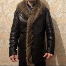 Кажаная куртка, в Махачкале