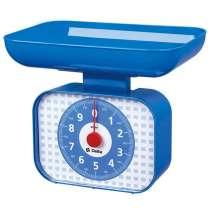 Весы кухонные Delta KCA-105 синий механические, в г.Тирасполь