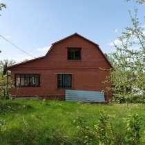 Продам дачу с кирпичным домом СНТ Русский лес г. о. Серпухов, в Серпухове