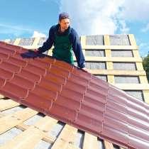 Ремонт крыш любого объёма, обшивка фасадов, гидроизоляция, в Лангепасе