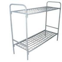 Металлические кровати от производителя с бесплатной доставко, в Твери