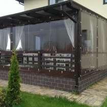 Мягкие гибкие окна, в Пскове