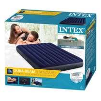 Новый надувной матрас/кровать Intex, в Уфе