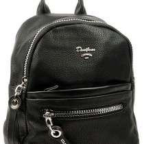 Сумка-рюкзак David Jones 5069 CM black, в Москве