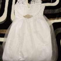 Свадебное платье, в Богородицке