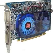 Видеокарта ATI Radeon 3650 DDR2, TV, 2xDVI, 512Mb, PCI-E, в Екатеринбурге