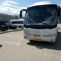 Автобус на заказ, в Екатеринбурге