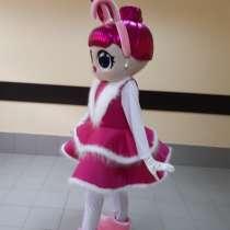 Ростовая кукла лол зайка, в Нижнем Новгороде