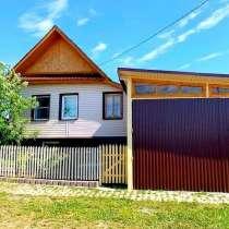 Отличный дом в селе Медведёвка, в Златоусте