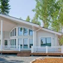 Дом из бруса, в г.Таллин