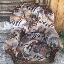 2 кресла, в Мариинске