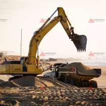 Нерудные материалы (Песок, грунт, щебень, отсев.), в Санкт-Петербурге